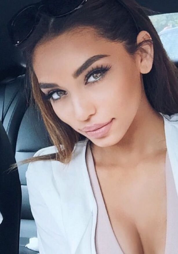 Pinterest| Samdstylist | makeup inspiration