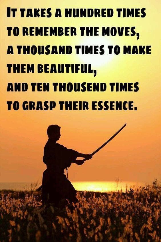 Martial arts quote. you can see more quotes and articles
