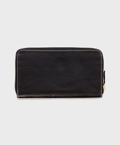 Vita Wallet  |  Metallic Black