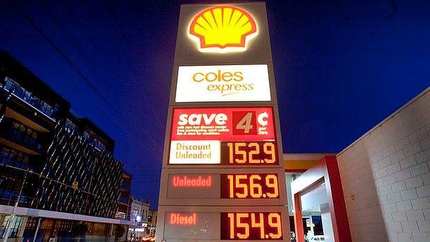 Kivonul a Shell Ausztráliából?