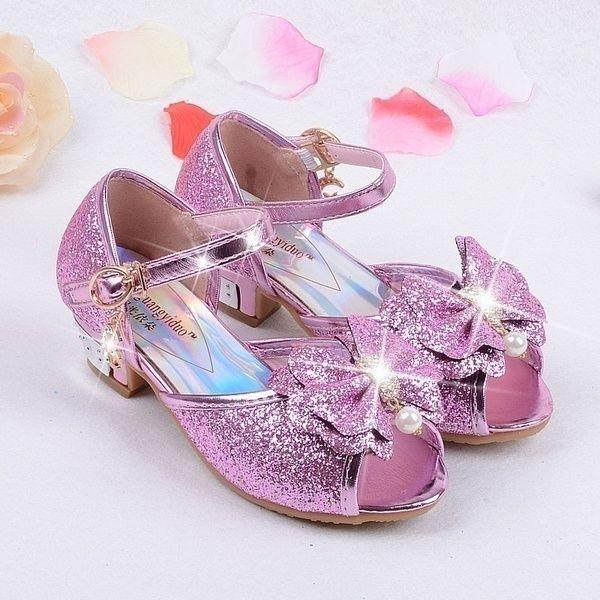 Girls wedding shoes, Princess shoes