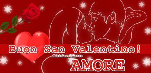 Buon San Valentino Amore – Musiclovesilence