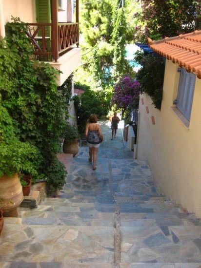 Alonissos - one of the Sporades Islands - GR