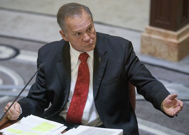 Oct. 14, 2016 - Al.com - Alabama's suspended chief justice asked to turn in keys and clear out