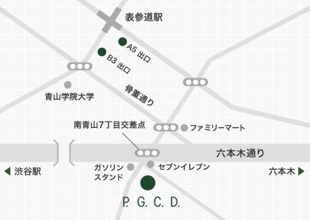 P.G.C.D.JAPAN | ABOUT US
