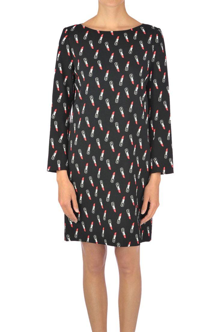 Buy Saint Laurent Dresses on glamest.com Fashion Outlet, select the Saint Laurent Lipstick print dress of your choice up to 50% off.