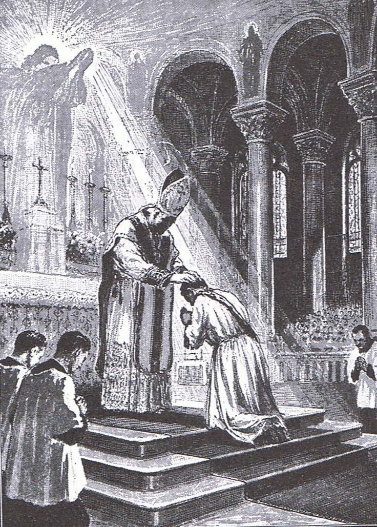 The Holy Sacrament of Ordination - on revealing the Mystery . . . http://corjesusacratissimum.org/2010/01/imaging-the-sacred/