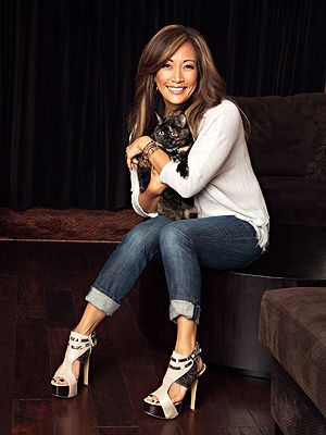 Carrie Ann Inaba Launches Animal Foundation - Animal Charities, Stars and Pets, Carrie Ann Inaba : People.com