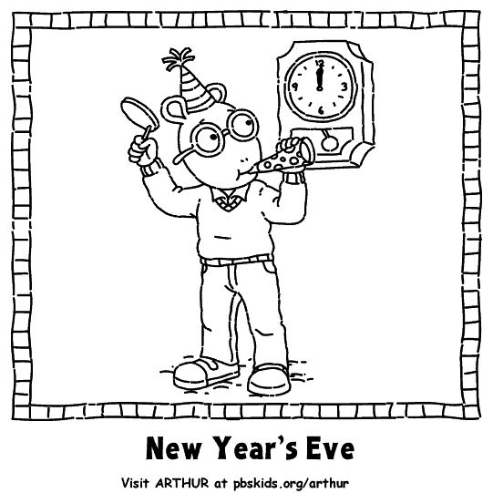 17 Best images about Activities for New Year's on ...