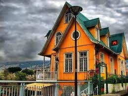 Paseo Gervasoni. Valparaíso, Chile