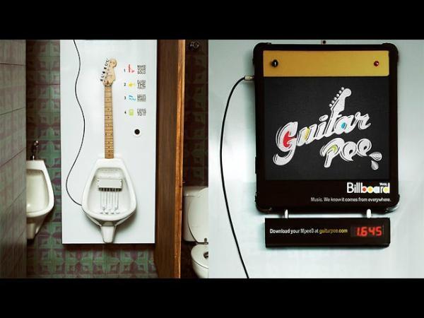 GUITAR...WHAT!!!? Na 'air-guitar' is er nu ook 'pee-guitar'... Een echt mannending zo te zien..: http://www.youtube.com/watch?v=ELZ50cC5K0Q…! pic.twitter.com/N7J1YlBZ