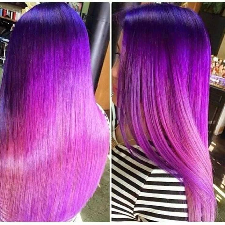 409 best Hair Colors ☪ images on Pinterest | Colourful hair ...