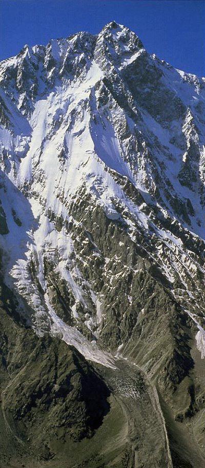 Nanga Parbat (Montaña Desnuda), Pakistan. 'Siete años en el Tíbet : una aventura única en el Tibet del Dalai Lama', de Henrich Harrer.