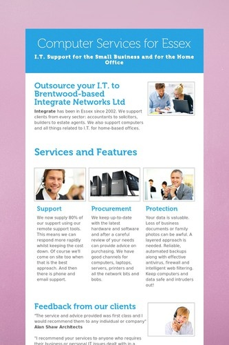 DKBInnovative offer rapid remote Help Desk support services using state of the art software tools and familiar onsite technicians  Log on http://www.dkbinnovative.com/