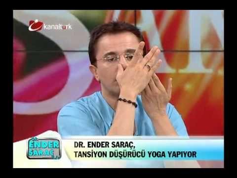 Dr. Ender Saraç - Tansiyon düşürücü yoga!