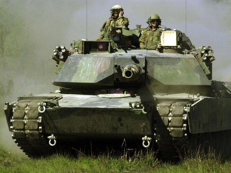 m1a1 Abrams #tanks
