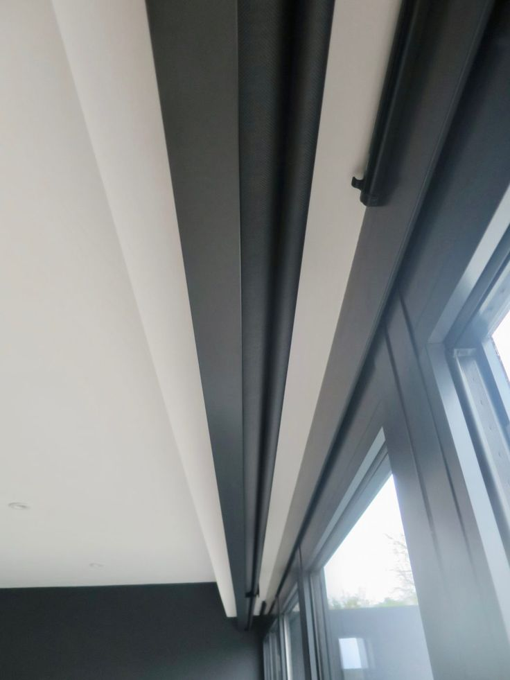 Electric Blind Fascia - Fitted in Winchester - The Electric Blind Company