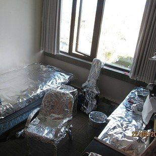 The guy who forgot to lock his bedroom door. | 21 People Who Have A Worse Roommate Than You