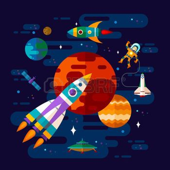 космос вектор - Поиск в Google