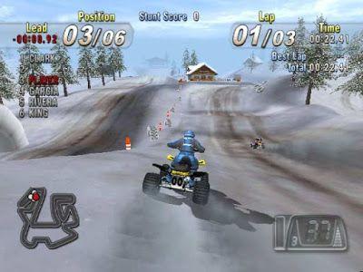 10 Game Racing/Balap PS2 Terbaik dan Terpopuler