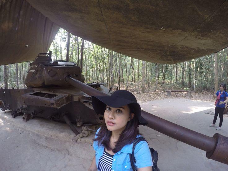 #vietnam #cuchitunnels #gopro #goprohero4