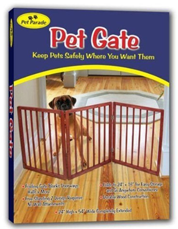 Indoor Dog Gate