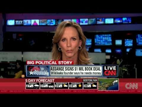 CNN's Shameful Journalism - Glenn Greenwald  vs CNN - WikiLeaks Debate