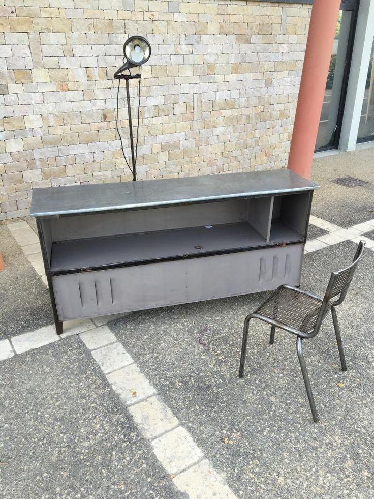 buffet ou meuble salle de bain vestiaire couche 30 39 3 brocante ambulante pinterest meuble. Black Bedroom Furniture Sets. Home Design Ideas
