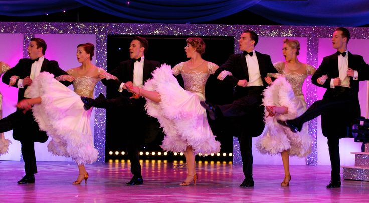 """""""A glittering extravaganza that has the audience cheering for more."""" NORWICH EVENING NEWS"""