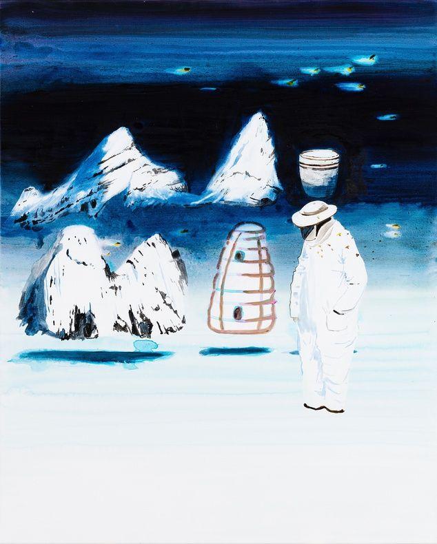 約翰·克爾納  蘋果炸彈  展覽  維多利亞米羅