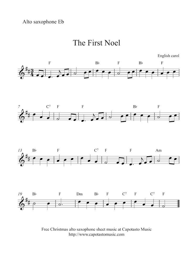 Best 25+ Alto sax sheet music ideas on Pinterest   Used ...