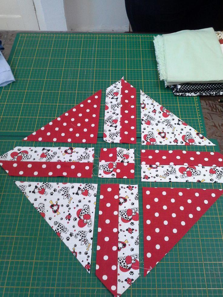 Aprendiendo patchwork