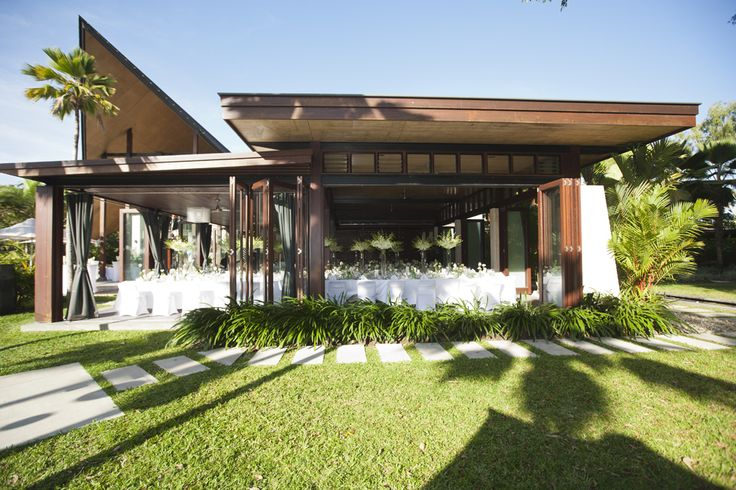 Beautiful receptions within Niramaya's 'Rasa Restaurant'