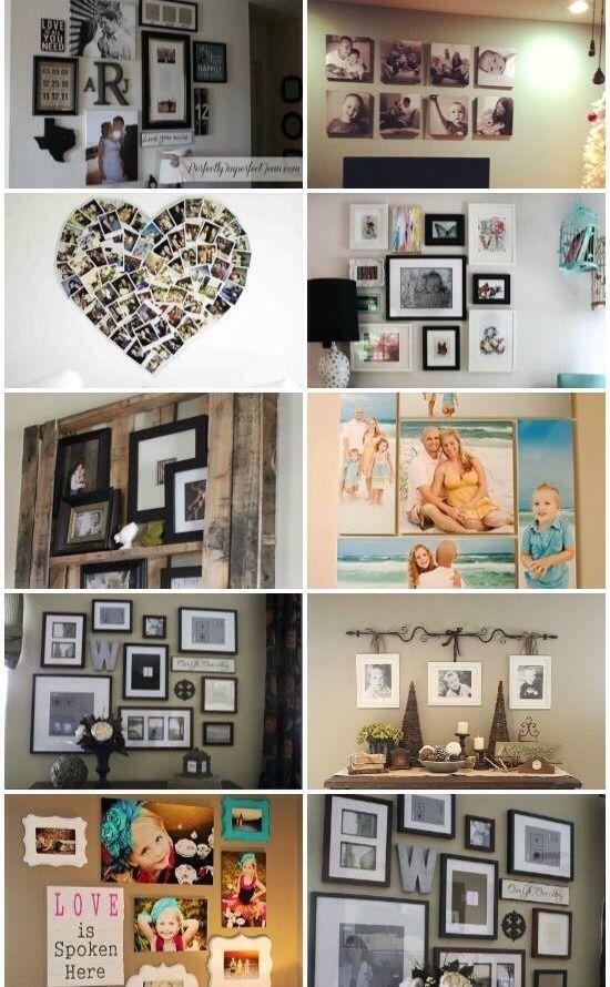 Mejores 7 imágenes de Decoración pared en Pinterest   Decoracion ...