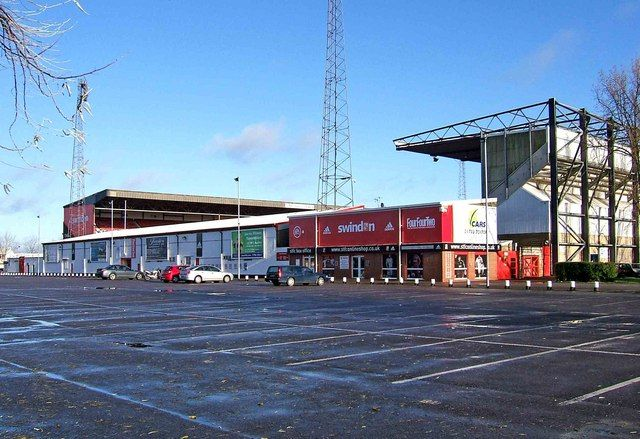 County Ground - External - Swindon Town FC