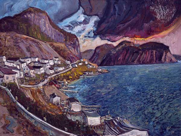 Jean-Claude Roy - Emma Butler Gallery
