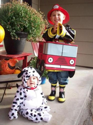 25 baby and toddler halloween costumes for siblings - Homemade Toddler Halloween Costume