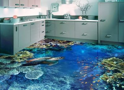 We discuss the 3D flooring prices and how much does 3D epoxy floors cost per 1 sq.m. In addition to the best 3D floor art and 3D epoxy flooring designs, images, murals and patterns for inspiration