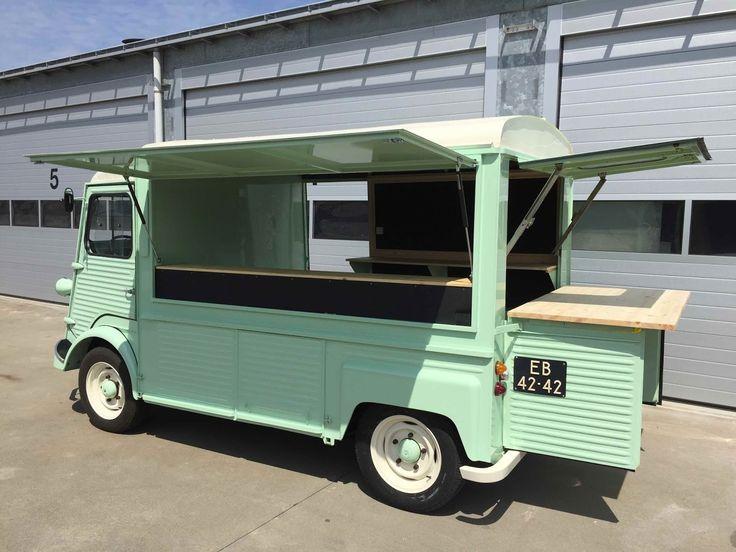 Italian Food Trucks - Mobiele Catering Concepten met een Italiaans Thema inzetbaar voor evenementen, festivals, feesten etc.