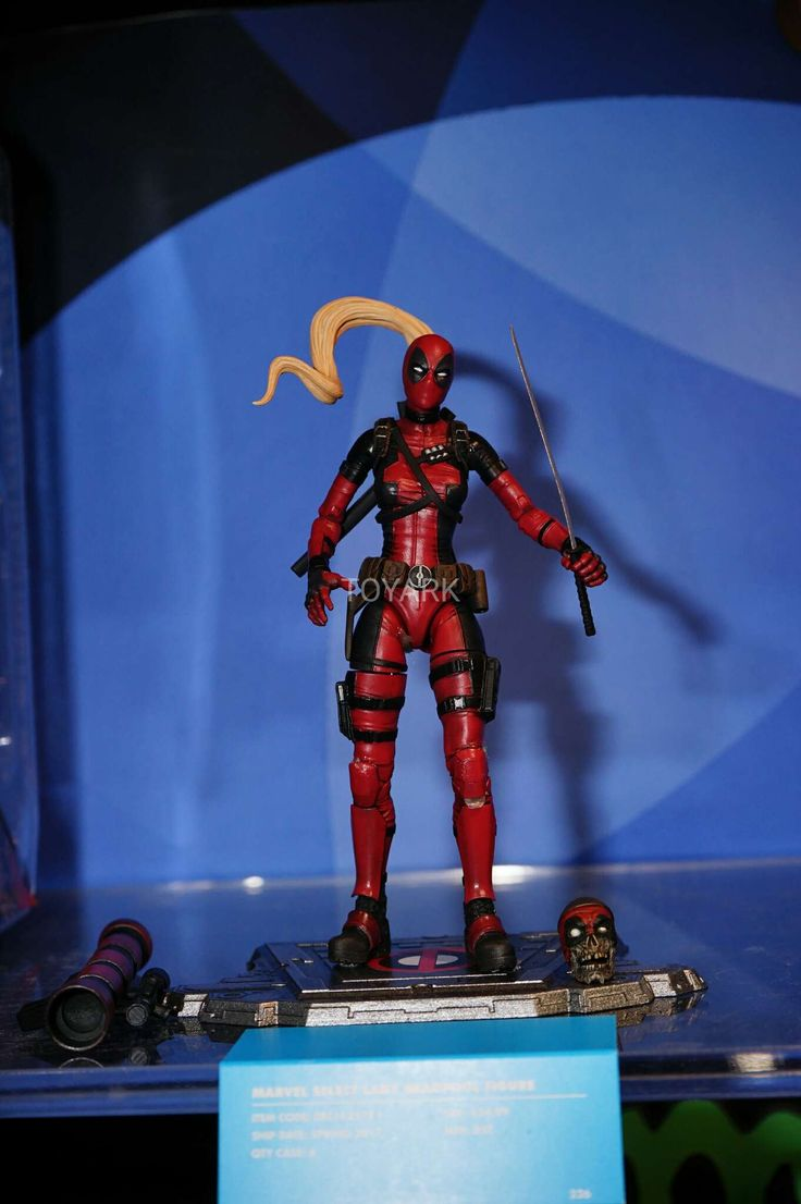 There were some nice new Marvel revealed by Diamond Select Toys at Toy Fair 2017. Includes all new Marvel Select reveals, lots of Minimates, statues and more. Marvel Select Lady Deadpool Spider-Man – Homecoming version Spider-Gwen Guardians of the Galaxy Vol. 2 – Star-Lord Netflix TV Series – Daredevil Marvel Minimates Series 71 – Guardians of the Galaxy Vol. 2 Assortment Series 72 – Wolverine Comic Assortment Luke Cage Netflix Series Set Iron Fist Netflix Series Set Series 73 – Spider-Man…