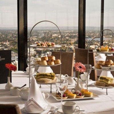 C Restaurant   Fine Dining in Perth's revolving restaurant