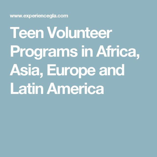 Best 25+ Teen volunteer ideas on Pinterest Volunteer ideas - how to make a resume for teens