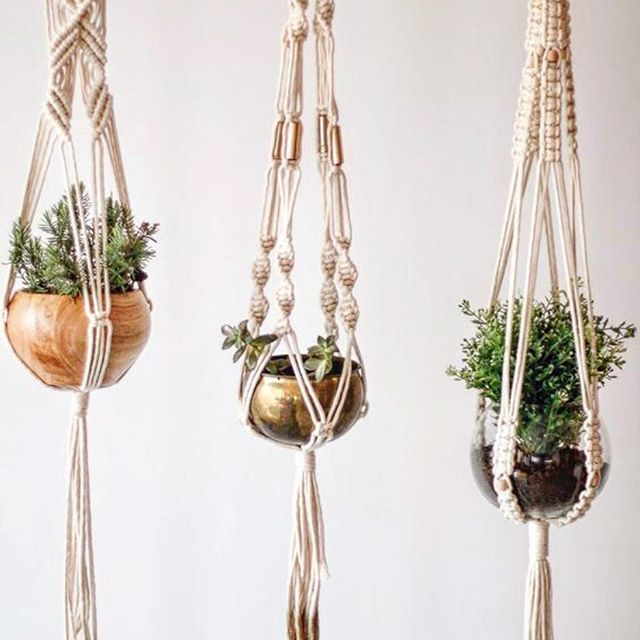 We have a few spots left! @larkandarrow is back with #macrame plant hangers! Pot and plants are available for an extra cost. 6/29 6pm! #Mvad link to sign up in bio!