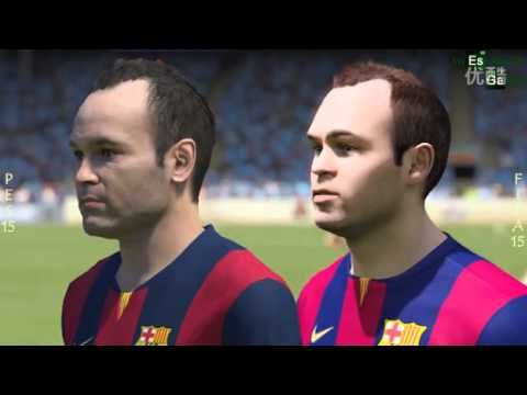 Where to buy fifa 15 coins cheap and safely Fifa 15 vs PES 15 Head to Head Faces Barcelona   Where to buy cheap fifa 15 coins and fifa 15 cd key: http://www.fifa15buy.com/?-affi-13414  Skype: noviazhang1