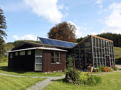 Solar Hot Water Argyll