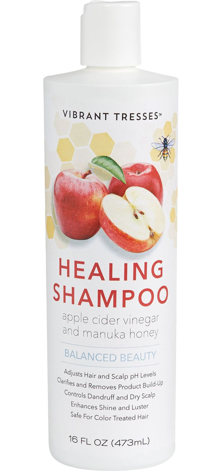 Apple Cider Vinegar Shampoo: Did you know that apple cider vinegar is naturally antibacterial and antifungal? That's why it's so effective in helping to control dandruff and ease a dry, itchy scalp via this time-honored shampoo.