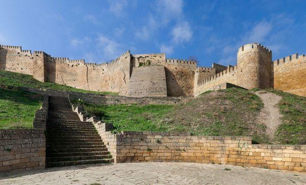 НАРЫН-КАЛА - самая древняя крепость в России