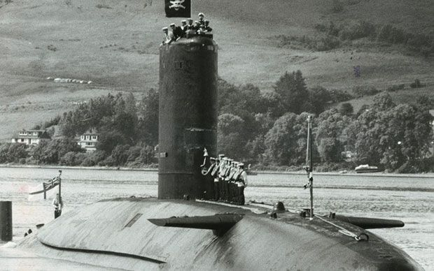 The submarine that sank the Argentine cruiser General Belgrano during the Falklands war was involved in a much more daring and dangerous Cold War operation only weeks later