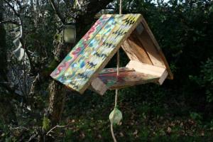 VEThuisje, voedselparadijs voor vogels
