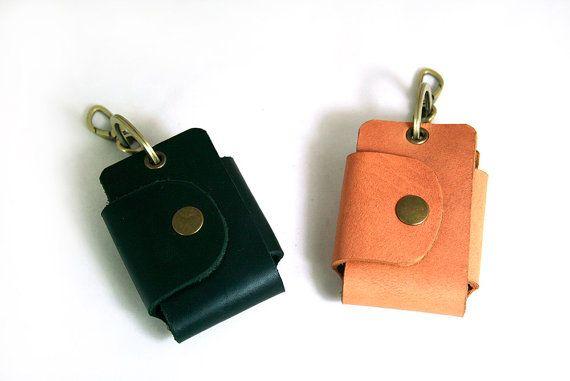 Keycase de cuero bolsa de la llave llavero por SimpleFraction